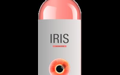 Iris, vino joven slow ecológico airén 100% 2020