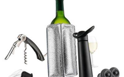 Set de accesorios de vino Essentials