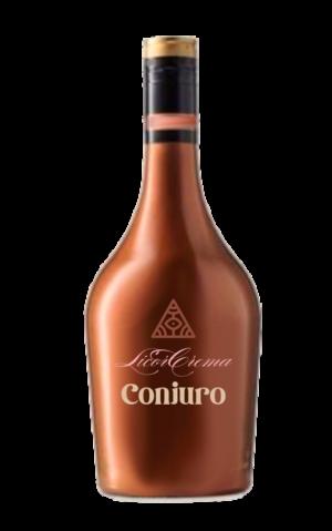 botellas bodega love conjuro crema