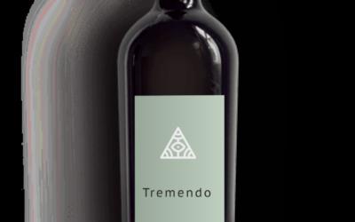 Tremendo, vino ecológico coupage pampanablanca shiraz 2020