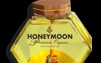 Honeymoon, miel ecológica con propóleo