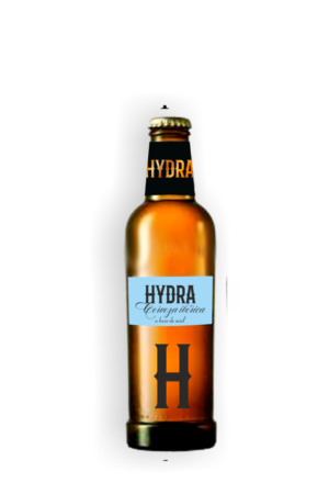 botellas bodega love hydra cerveza iberica