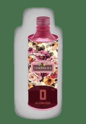botellas bodega love verdoliva floral