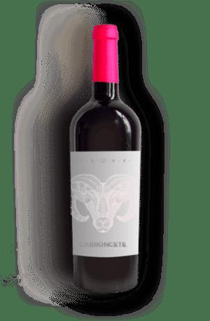 botella cabroncete vino tempranillo ecologico joven
